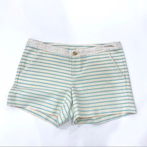 "Lilly Pulitzer 5"" Callahan Striped Party Short"
